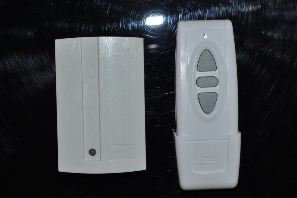 RF Remote Control Add On Module For Electric Curtain Track